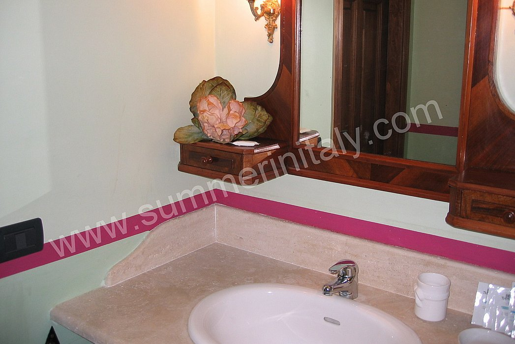 wood floors for bathrooms villa costanza self catering villa in narni umbria italy 21694