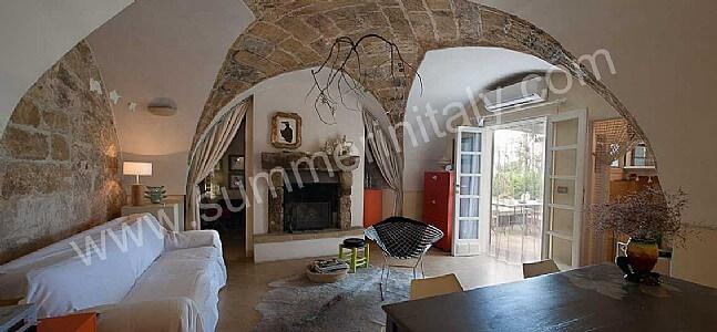 Casa Melissa C: Self catering apartment in Sannicola, Puglia (Apulia), Italy