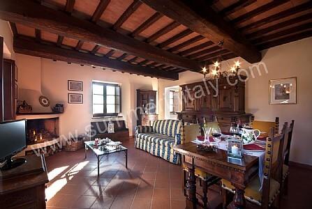 Villa Sonia L: Appartamento ammobiliato in Gualdo Cattaneo ...