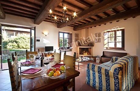 Villa Sonia L: Appartamento ammobiliato in Gualdo Cattaneo, Umbria, Italy