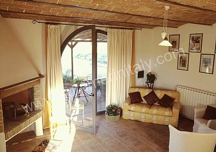 Casa Cassiodoro D: Appartamento ammobiliato in Castelfiorentino, Toscana, Italy