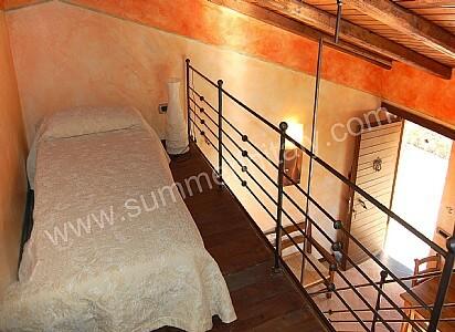 Casa rosamunda b appartamento ammobiliato in casal velino - Camere da letto soppalco ...