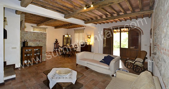 Villa Calatea Self Catering Villa In Rapolano Terme