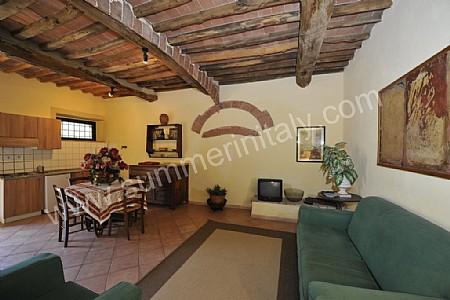 Casa Vivace D: Appartamento ammobiliato in Suvereto, Toscana, Italy