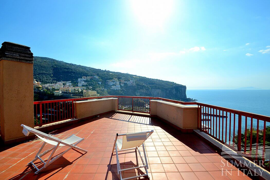 Casa Toni House In Vico Equense Sorrento Coast Italy