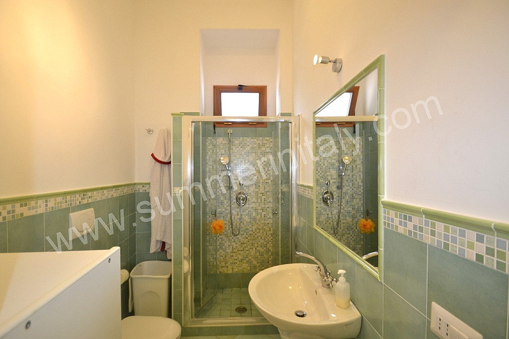 Verde mare bagno ~ idee di design per la casa