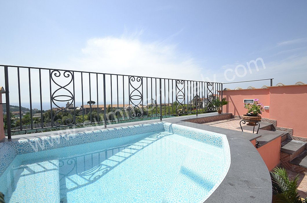 Villa Panfilo: Self catering villa in Massa Lubrense, Sorrento Coast ...