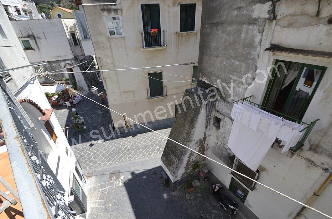 Casa pepita casa in minori costiera amalfitana italy for Sdraio terrazzo