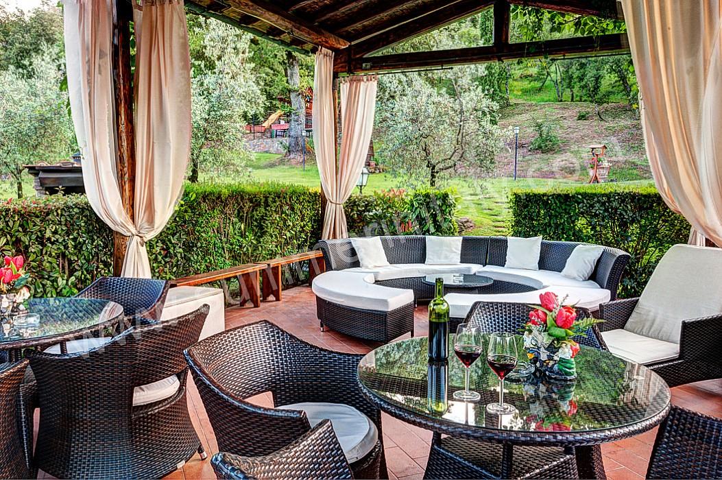 Casa genziana e appartamento ammobiliato in rigomagno - Giardini con piscina foto ...