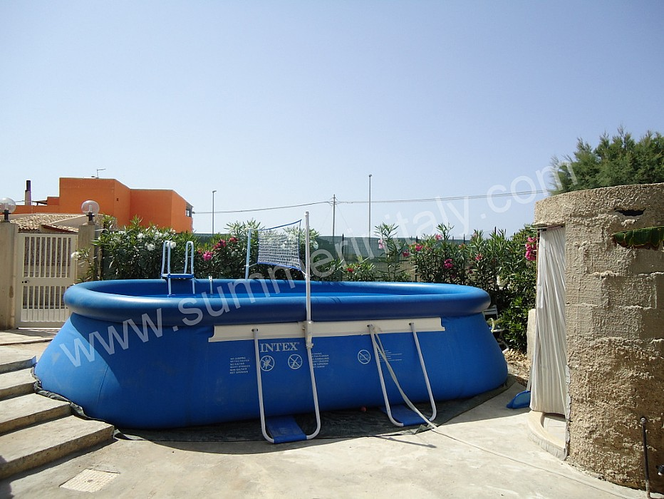 6 Foot Deep Above Ground Swimming Pools Round Designs