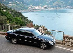 Amalfi Coast Car Service by Claudio Lucibello