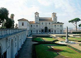 Villa Medici villa medici tourist attraction in rome and latium italy