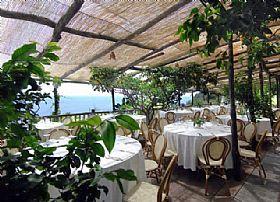 Restaurant costa diva restaurant in amalfi coast italy for Costa diva