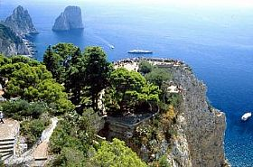 Giardini Di Augusto Tourist Attraction In Capri And