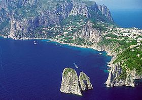 Capri And Ischia Italy
