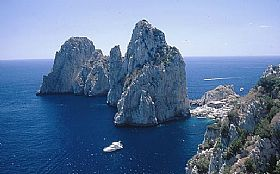 The three stacks of Capri