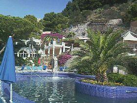 Aphrodite Thermal Park Spa In Capri And Ischia Italy