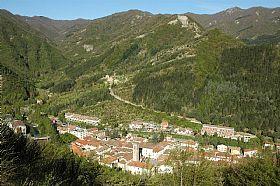 San Piero in Bagno, Town in Emilia Romagna, Italy
