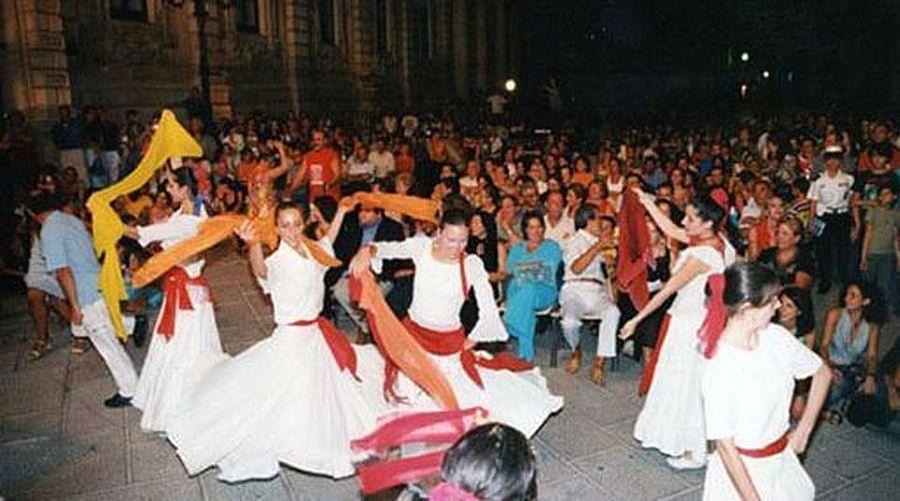 Tarantella Dance Festival, Event in Puglia, Italy