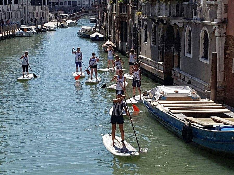 SUP Board in Venice, Tourist Service in Venice and Veneto ...