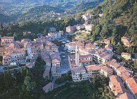 Asolo, Town in Venice and Veneto, Italy