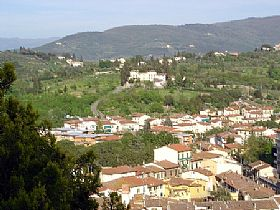 Bagno a Ripoli, Town in Tuscany, Italy