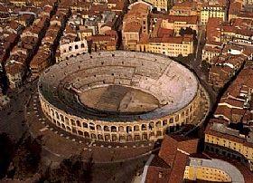 Arena Di Verona Tourist Attraction In Venice And Veneto